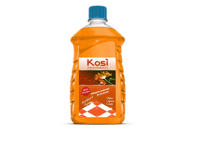 KOSI' PAVIMENTI tropical