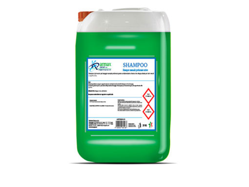 KARMAX shampoo
