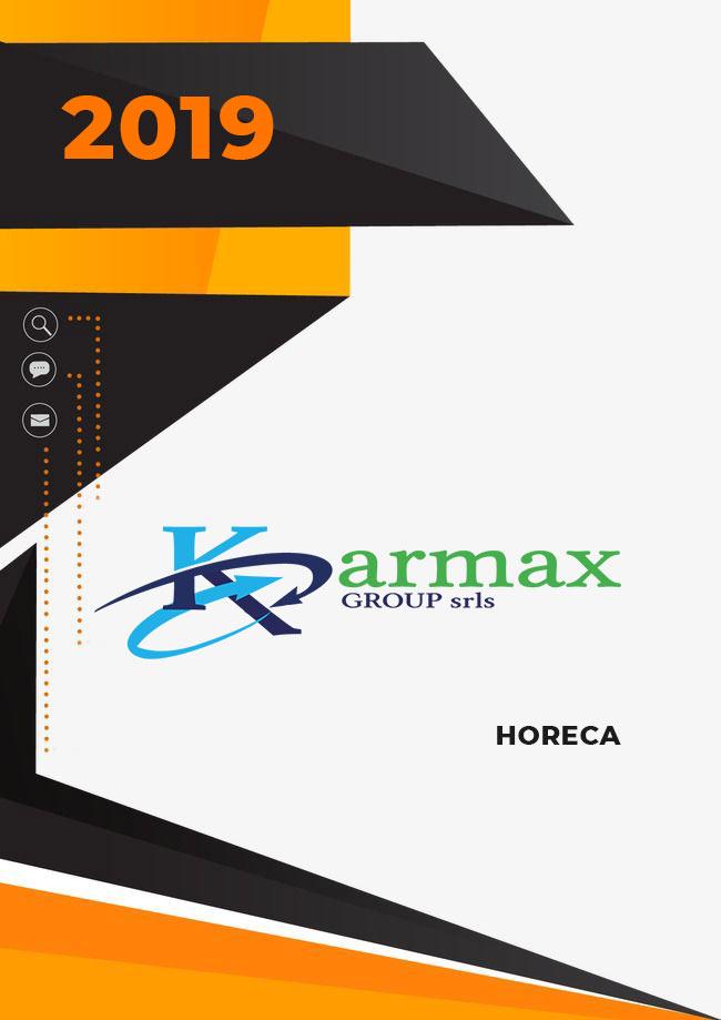 catalogo karmax prodotti horeca